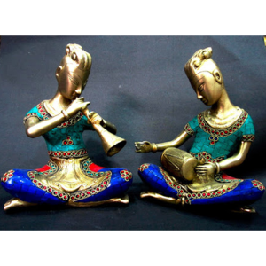 Handcrafted-Musical-Lady-Figurine